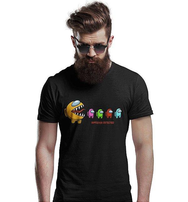Camiseta Among Us - Impostor Detected