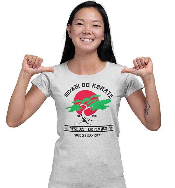 Camiseta Cobra Kai - Myiagi Do