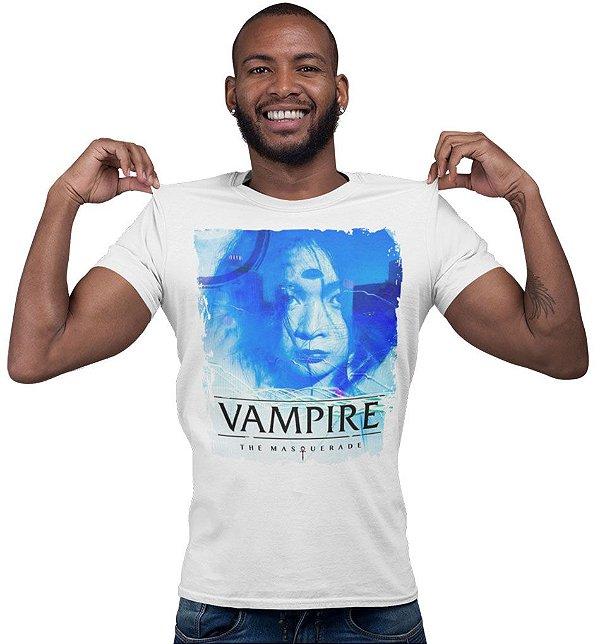 Camiseta Salubri - Vampiro, A Máscara