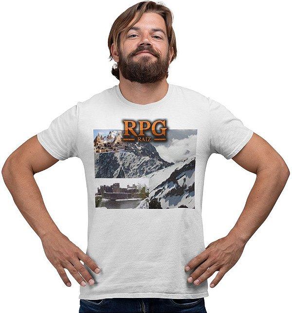 Camiseta Gruntar TV - Montanha Raiz