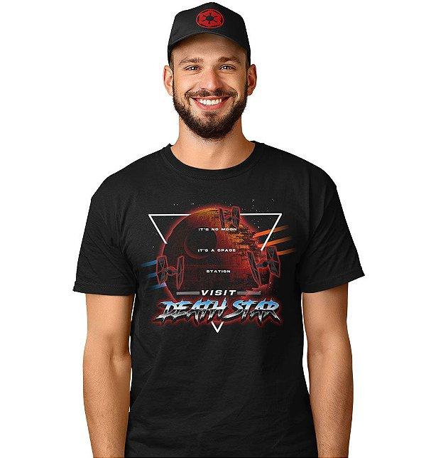 Camiseta Star Wars - Visit Death Star