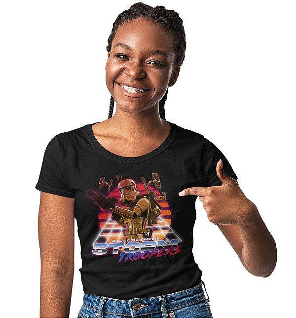 Camiseta Star Wars - Storm Troopers