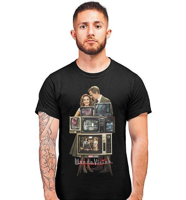 Camiseta WandaVision