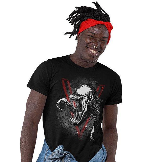 Camiseta V de Venom