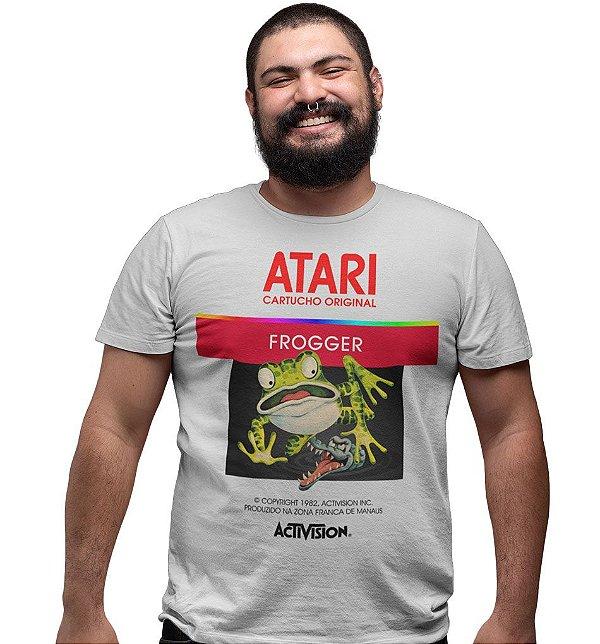 Camiseta Atari - Frogger