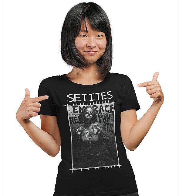 Camiseta Clanbook Setitas - Vampiro, A Máscara