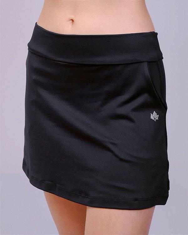 Shorts Saia Light Com Bolso PRETO
