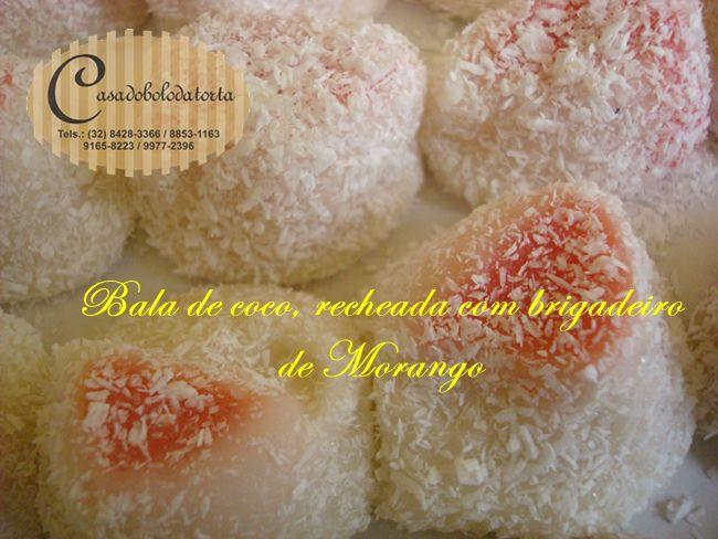 BALA DE COCO SABORES