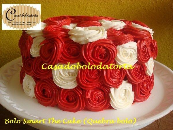 BOLO SMASH THE CAKE (QUEBRA DE BOLO)
