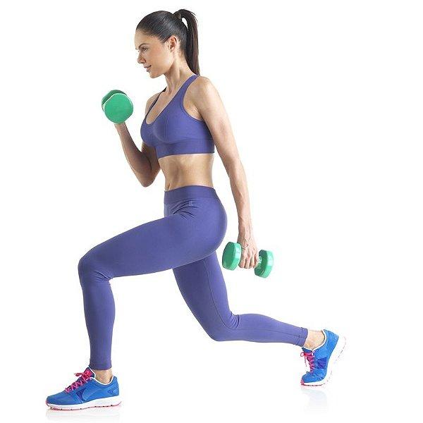 Top Up Control e Calça Legging Up Control Lupo Sport