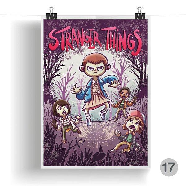 PRINT - Stranger Things