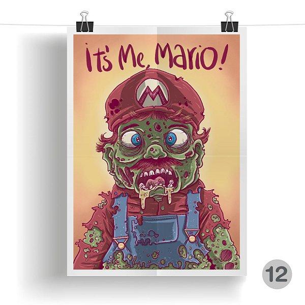 PRINT - Mario