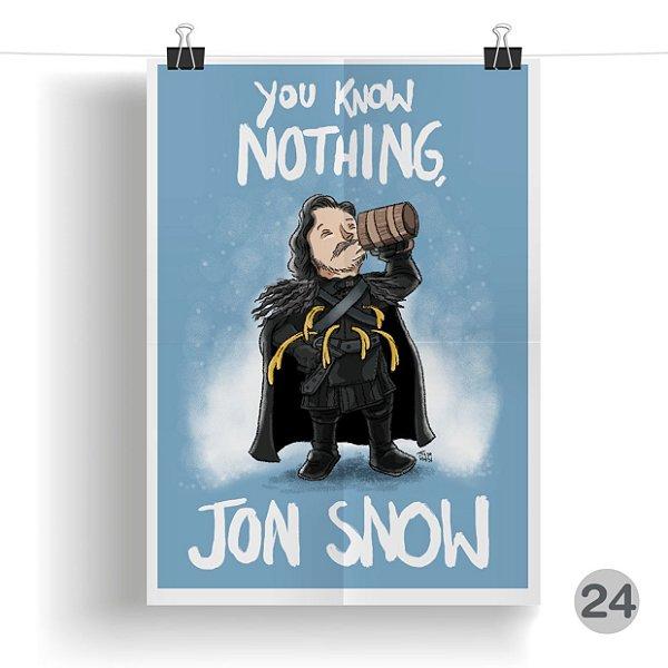 PRINT - Jon Snow