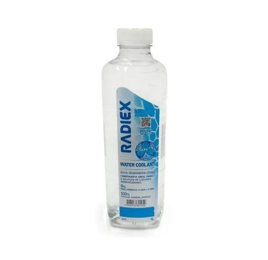 Água Desmineralizada Water Coolant 1 Litro