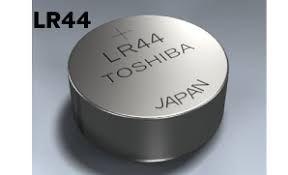 bateria lr44-a76- ag13 toshiba cartela com 10 unidades 1,5volts alkalina