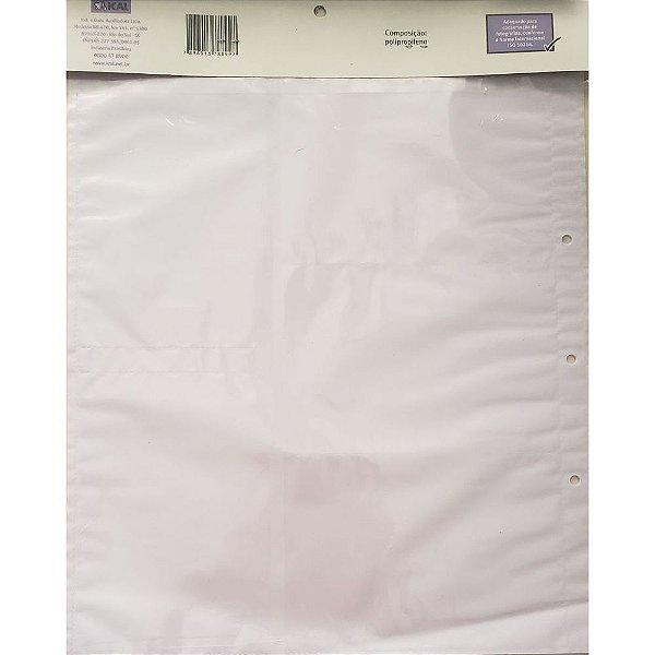 Refil Folha Branca 5 FL 10x15 - MEGA R34 - ICAL