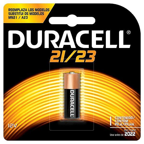 Bateria Duracell Pilha Alcalina 12 Volts MN21 A23 MN21BPL