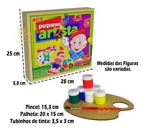 PEQUENO ARTISTA PREMIUM EDUCATIVO PARA PINTURA