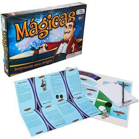 MAGICAS - SUPER JOGOS