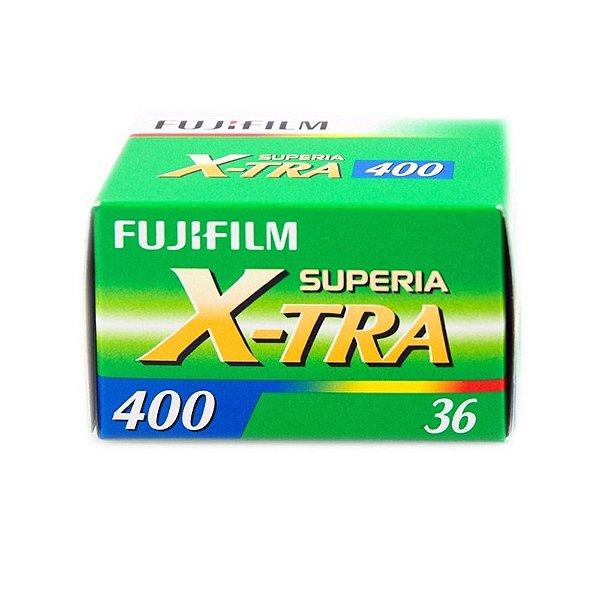FILME 135  36 Fotos 400 FUJIFILM