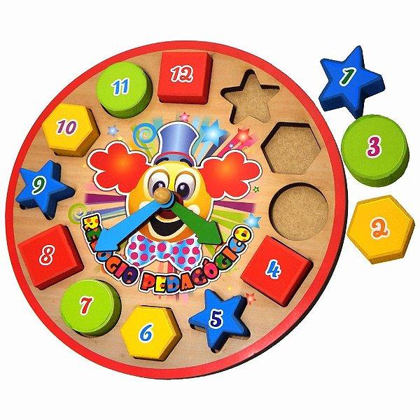 Relógio Pedagógico