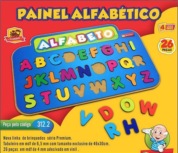 PAINEL ALFABETICO
