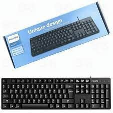 teclado Philips USB k254