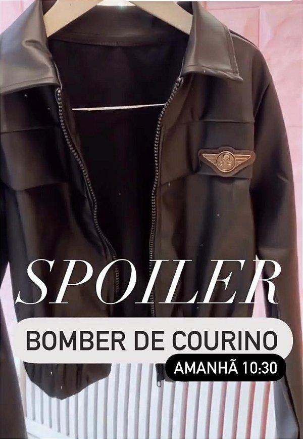 Jaqueta Bomber