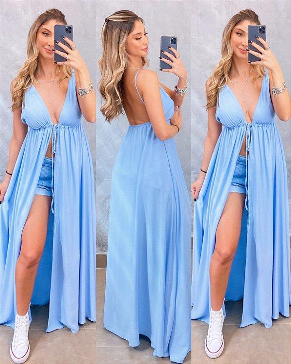 Blusa Vestido Ipanema