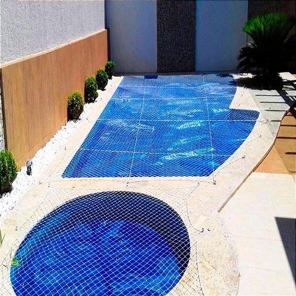 f43344cfe Rede de proteção para piscinas - Hdv Produtos Elétricos