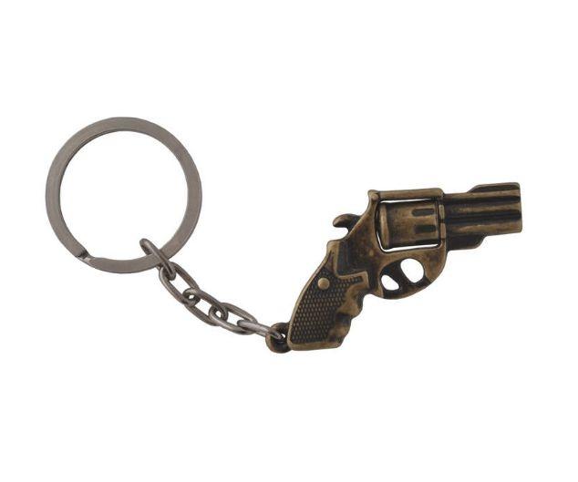 Chaveiro Revólver 38