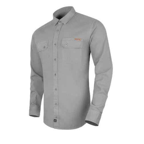 Camisa de Sarja Endurance Cinza ( INVICTUS)