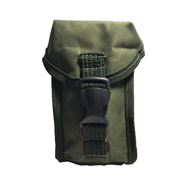Porta Carregador Fal/Fuzil Fênix Verde