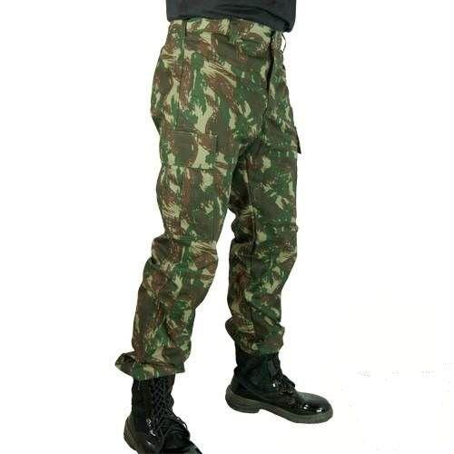 Calça Camuflada Alto Padrão (Masculina)