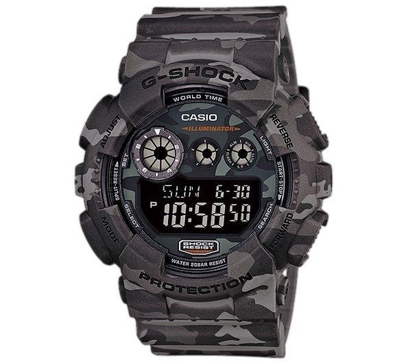 Relógio Casio G-SHOCK Camuflado GD-120CM-8DR