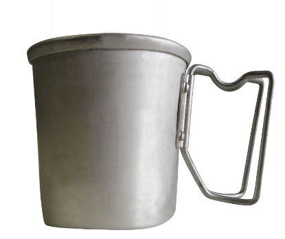 Caneco de Alumínio