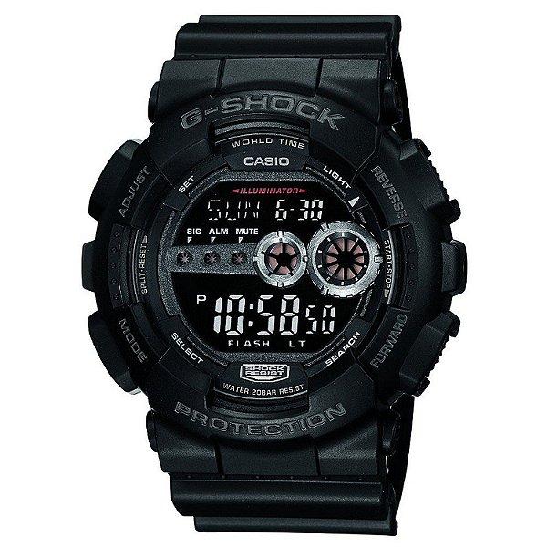 Relógio Cásio G-SHOCK GD-100-1BDR