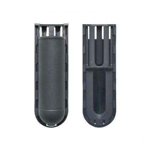 Bastão Retrátil com Porta Bastão em Polímero