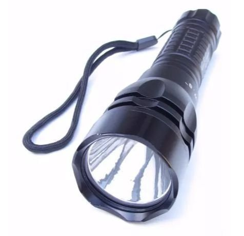 Lanterna Mergulho Led Cree Q5 JWS 718