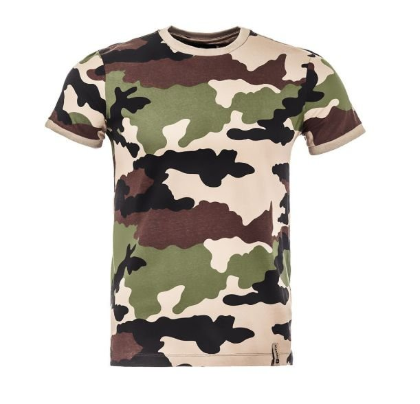 Camiseta T-SHIRT-TECH Francês (Invictus)