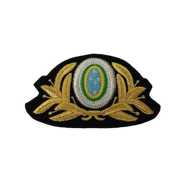Brasão de Quepe Exército Brasileiro (Crachá)