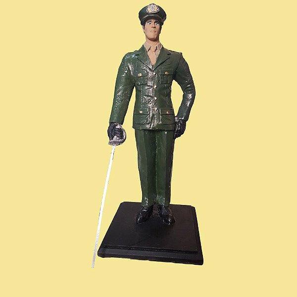 Boneco Oficial do Exército Brasileiro (Masculino)
