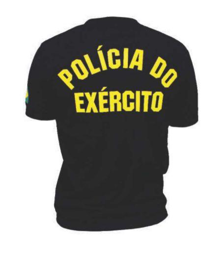 Camiseta Polícia do Exército Brasileiro