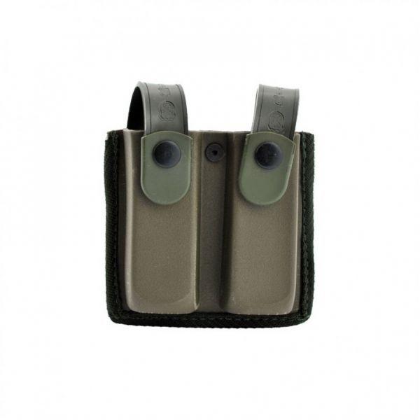 Porta Carregador Modular  Duplo PVC