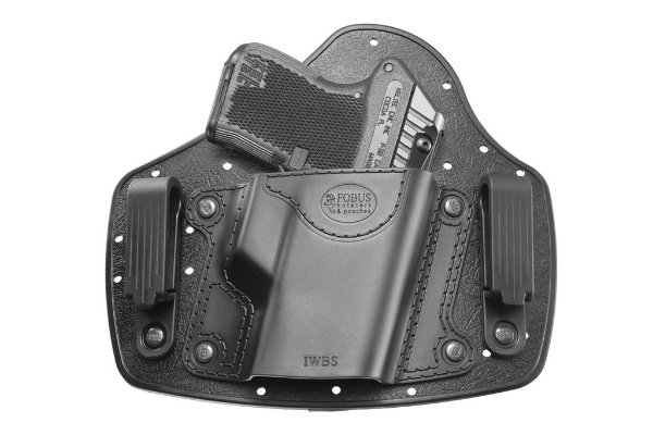 Coldre Universal Fobus IWBS Destro- (Para Pistola Pequena)