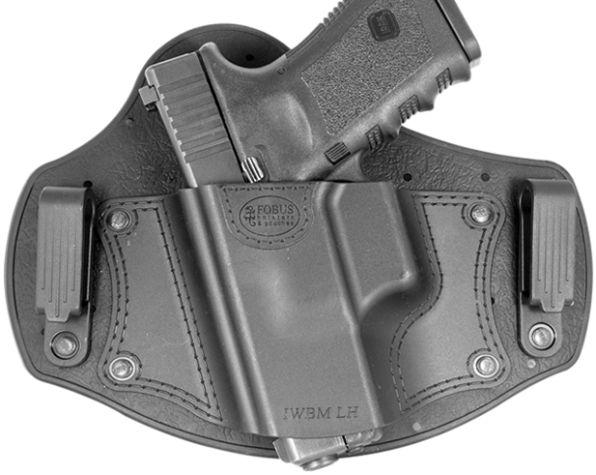 Coldre Universal Fobus IWBM LH Canhoto- (Para Pistola Média)