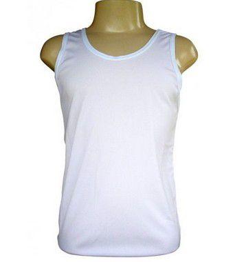 Camiseta Regata TFM 100% algodão