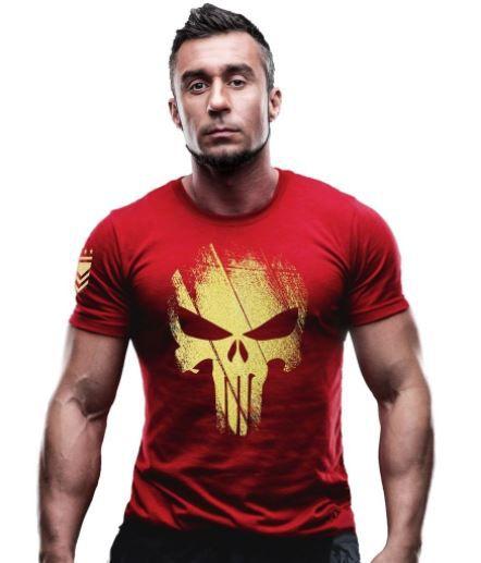 Camiseta Team Six Caveira