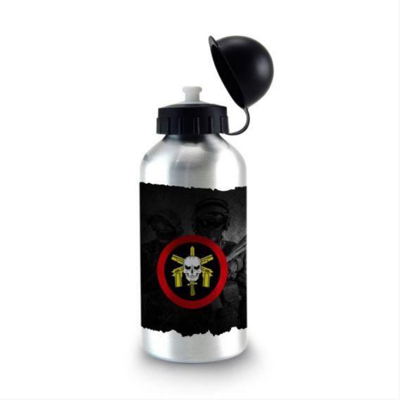Squeeze Militar BOPE (Garrafa)