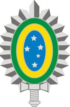 Distintivo de Boina Exército Brasileiro G